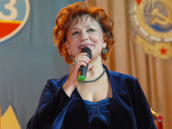Ведущая Татьяна Судец