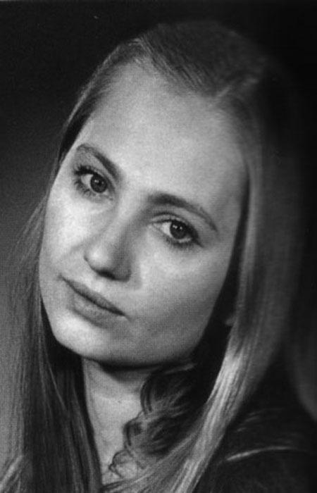 Лариса Луппиан в молодости
