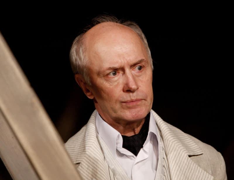 Борис Плотников в театре