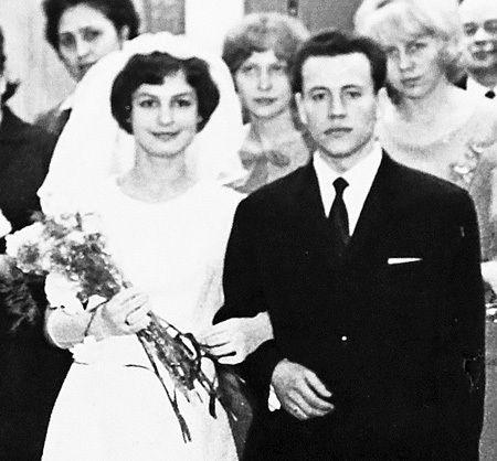 Свадьба Татьяны Судец и Анатолия Грушина