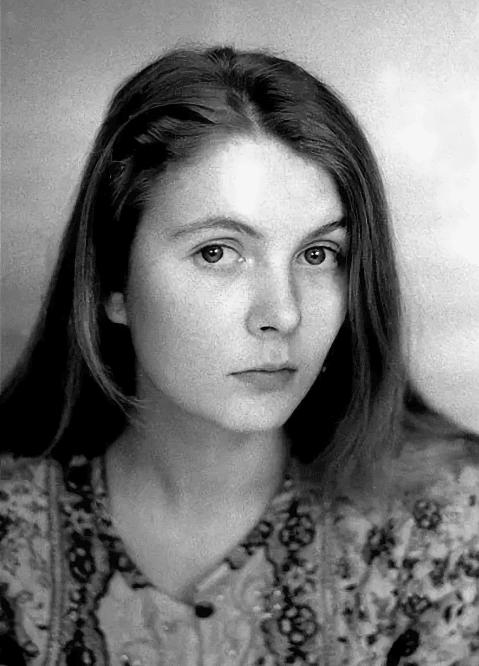 Анастасия Немоляева в молодости