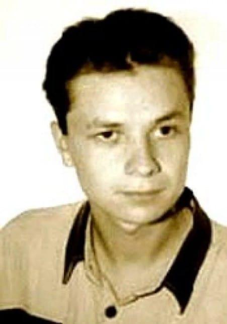 Илья Древнов в юности