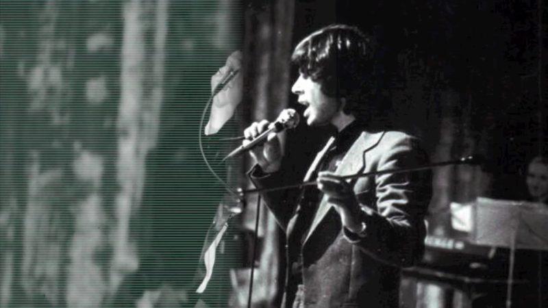 Олег Газманов на концерте в 1980