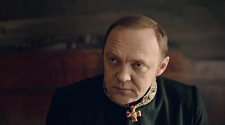 Виталий Кищенко в сериале «Анна Каренина»