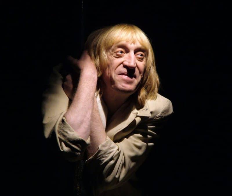 Виктор Авилов в театре