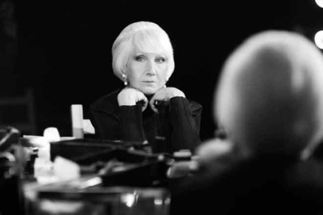 Людмила Аринина в театре