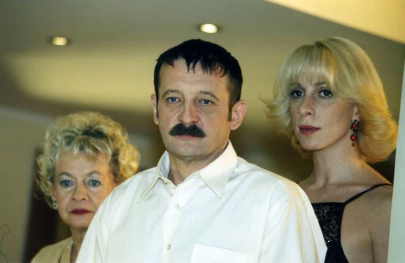 Леонид Громов в фильме «Прощайте, доктор Фрейд»