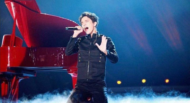 Димаш Кудайбергенов в Китае на шоу «I am a singer»