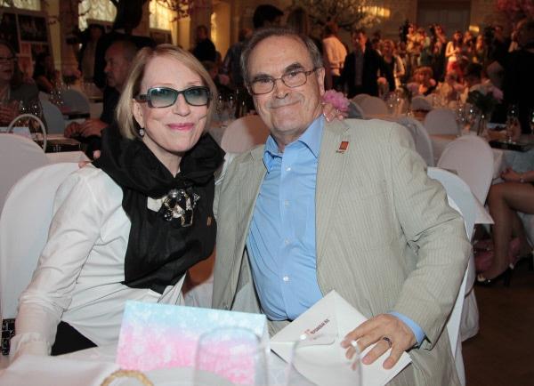 Глеб Панфилов с женой Инной Чуриковой
