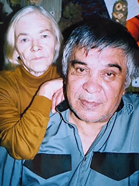 Ада Якушева и Максим Кусургашев