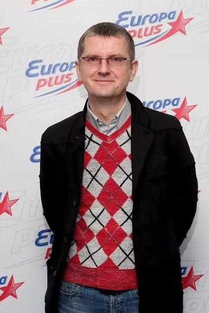 Юрий Аксюта генеральный продюсер «Европы Плюс»