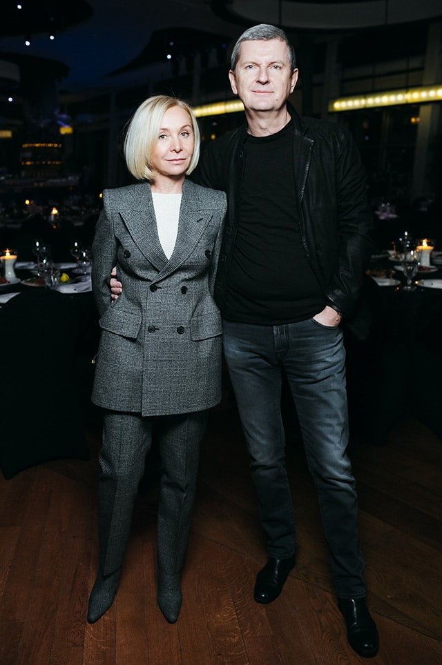 Юрий Аксюта и Светлана Караерова