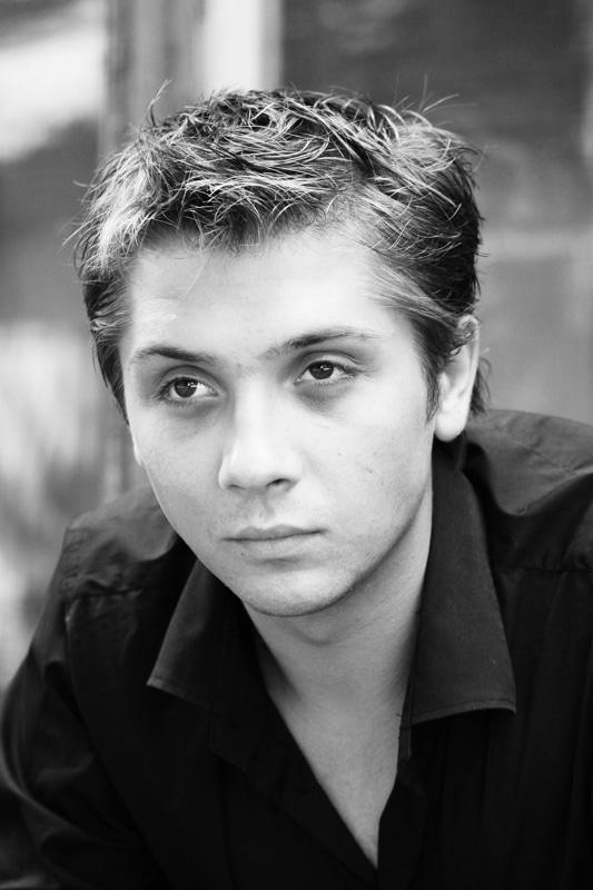 Роман Маякин в молодости