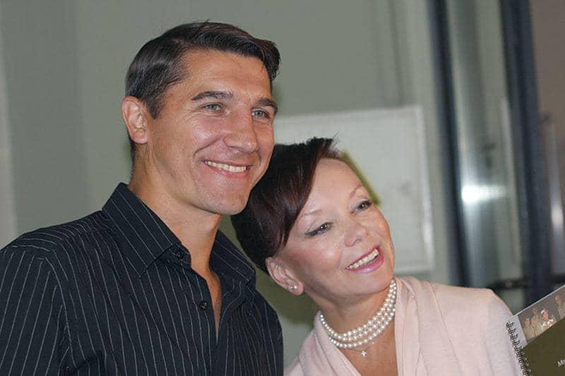 Сергей Угрюмов с женой Галиной