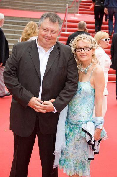 Сергей Степанченко с женой