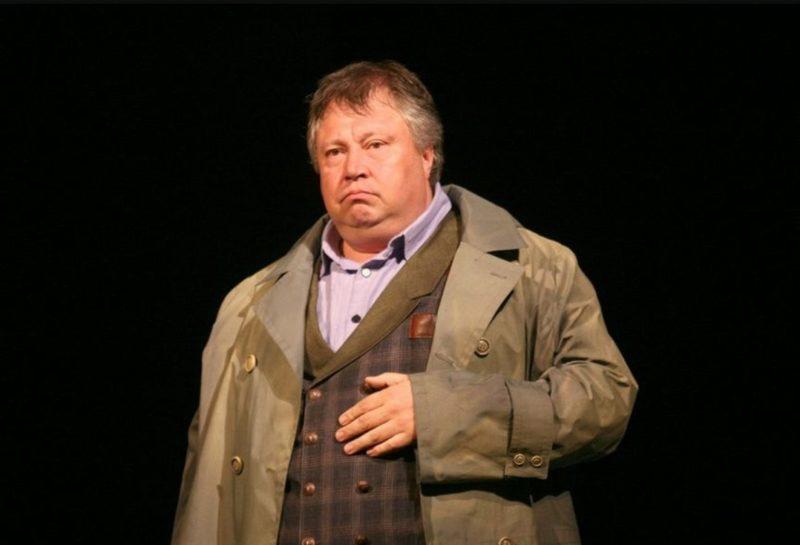 Сергей Степанченко в театре