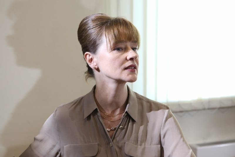 Елена Дробышева в фильме «Сильнее судьбы»