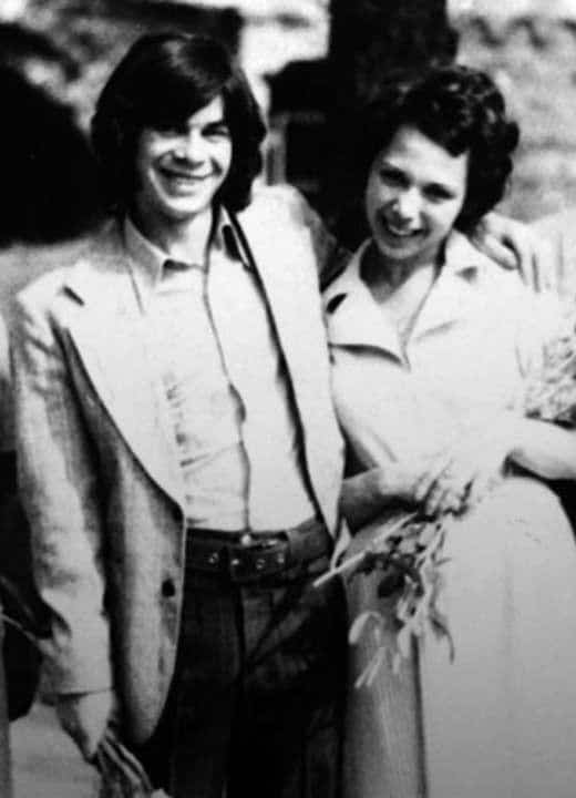 Олег Газманов с женой Ириной