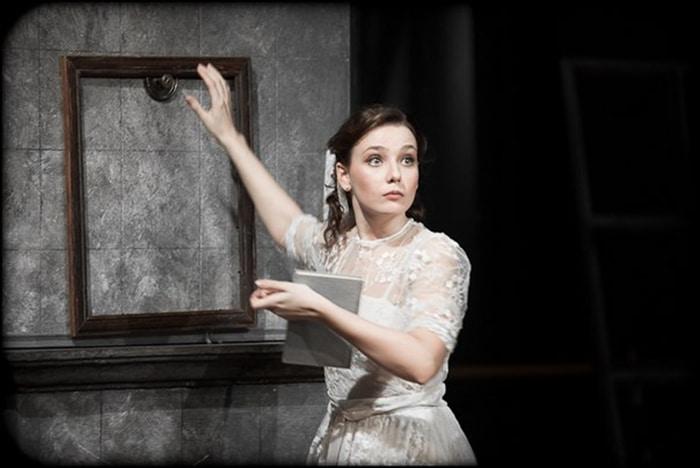 Елена Полянская в театре