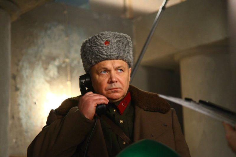 """Василий Мищенко в фильме """"Убить Сталина"""""""