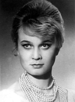 Татьяна Гаврилова в молодости