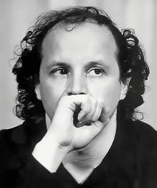 Дмитрий Астрахан в молодости
