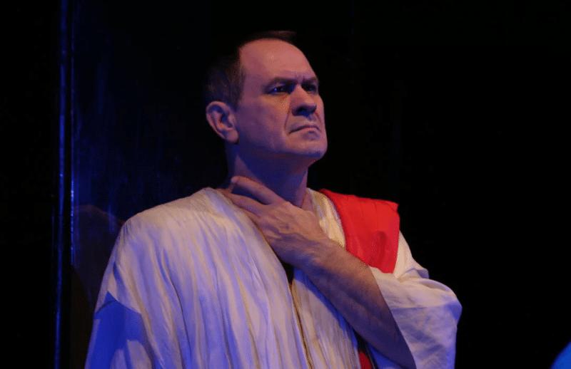 Валерий Афанасьев в театре