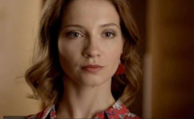 Мария Луговая в сериале «Следователь Тихонов»