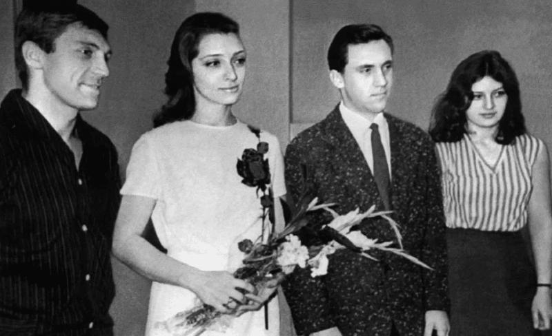 Людмила Абрамова - свадьба с Владимиром Высоцким