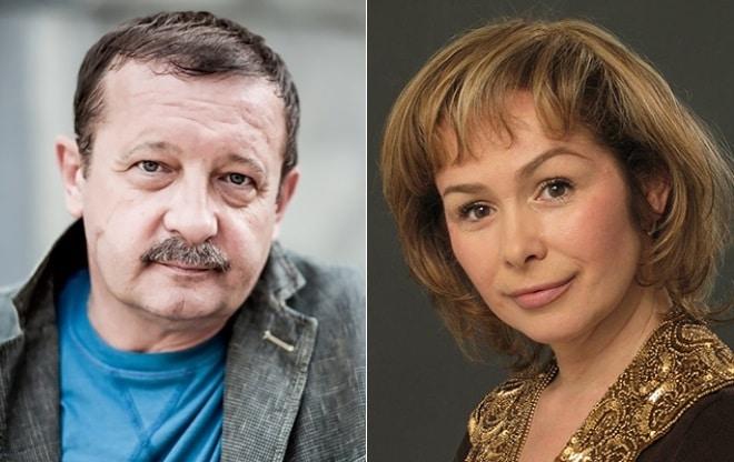 Леонид Громов и Татьяна Аугшкап