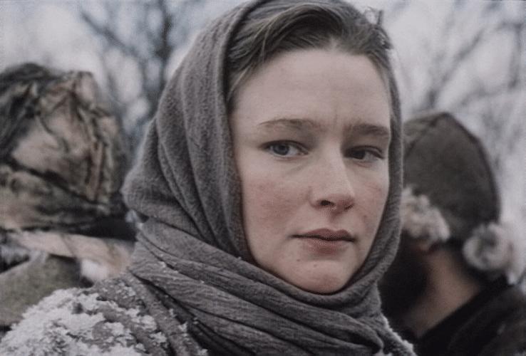 Елена Дробышева в сериале «Гулящие люди»
