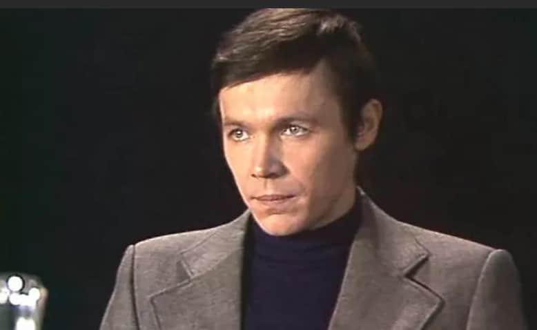 Василий Мищенко в молодости