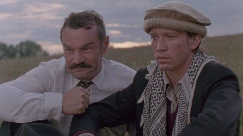 Кадр из фильма Владимира Хотиненко «Мусульманин»