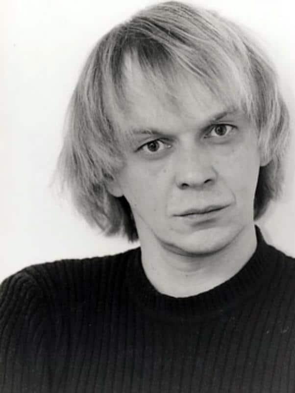 Михаил Горевой в молодости