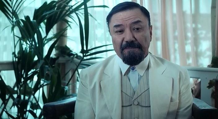 Рустам Сагдуллаев в фильме «Григорий Р.»