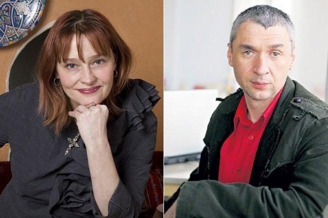 Елена Дробышева и Дмитрий Липскеров