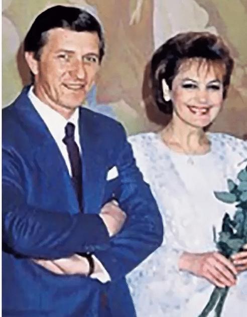 Татьяна Судец и Михаил Мирошников