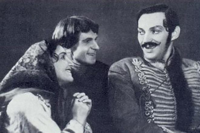 Вера Кузнецова в театре