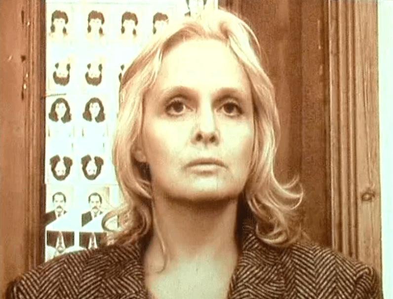Ольга Антонова в фильме «Астенический синдром»