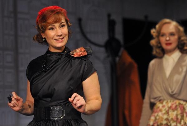 Ольга Тумайкина в театре