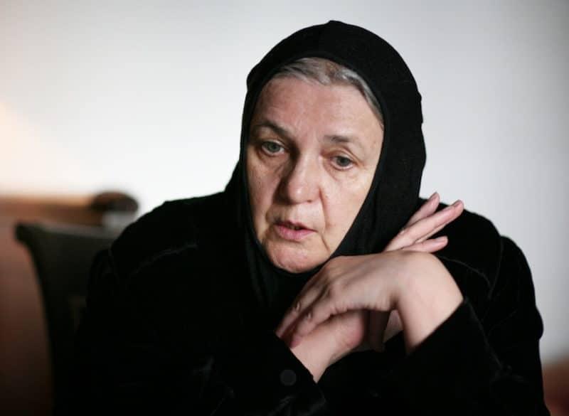 Монахиня Ольга Гобзева
