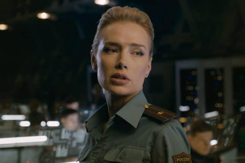Валерия Шкирандо в фильме «Защитники»