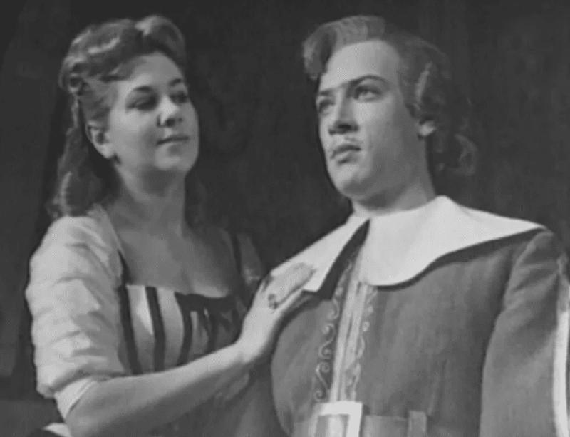 Инна Ульянова в театре