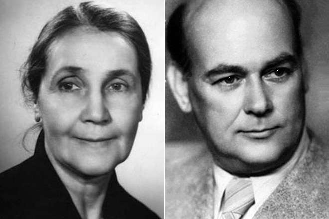Вера Кузнецова и ее муж Анатолий