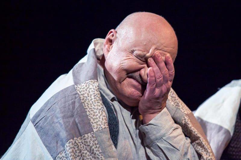 Николай Чиндяйкин в театре