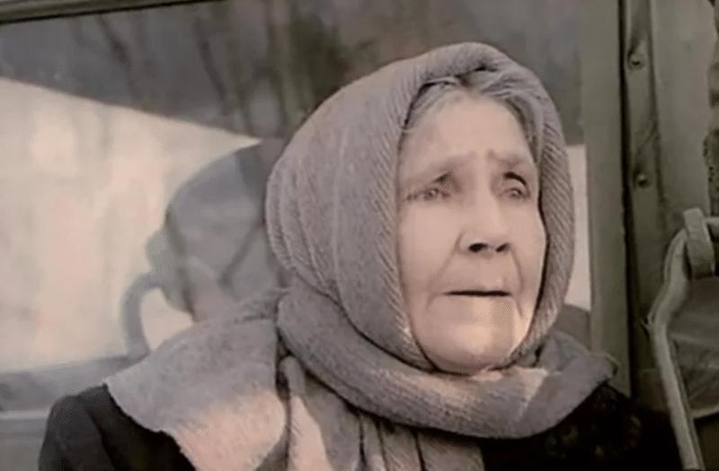 Вера Кузнецова в фильме «Вечный зов»