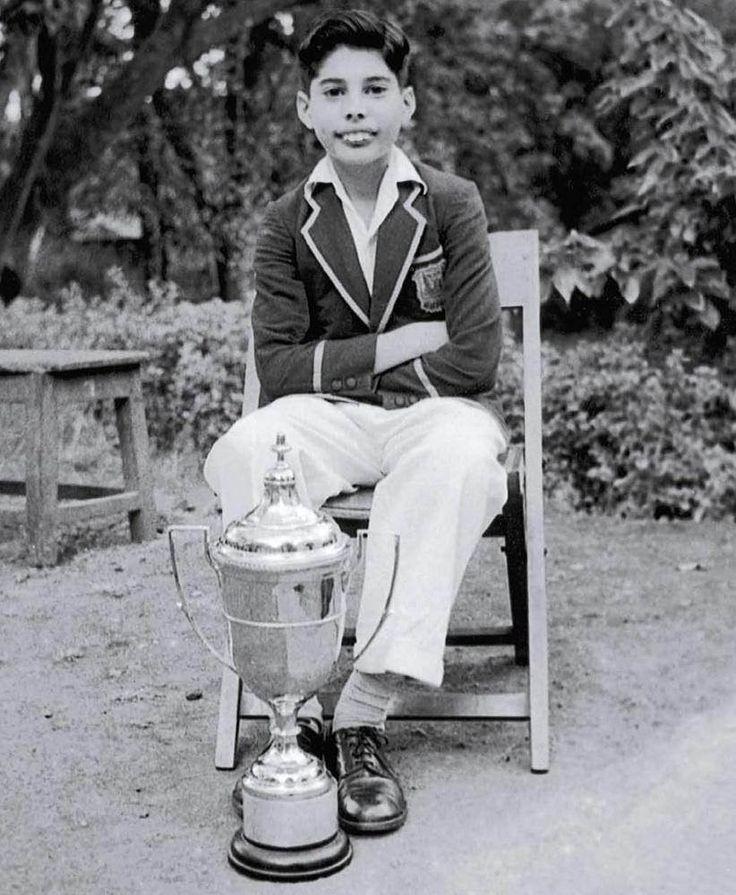 Фредди Меркури в детстве