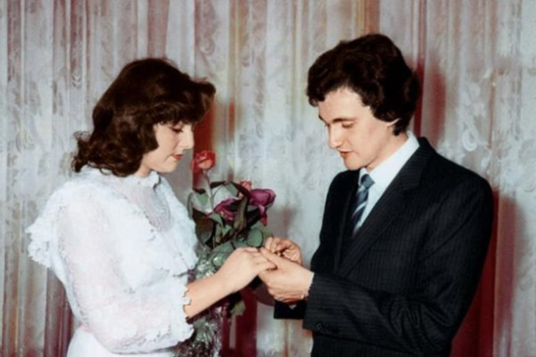 Свадьба Дмитрия Диброва и Эльвиры