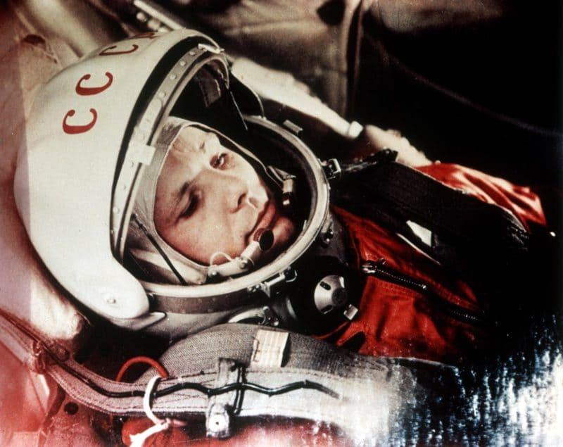 Полет Юрия Гагарина в космос