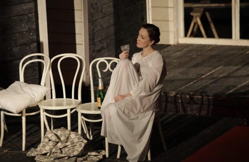 Дарья Мороз в театре